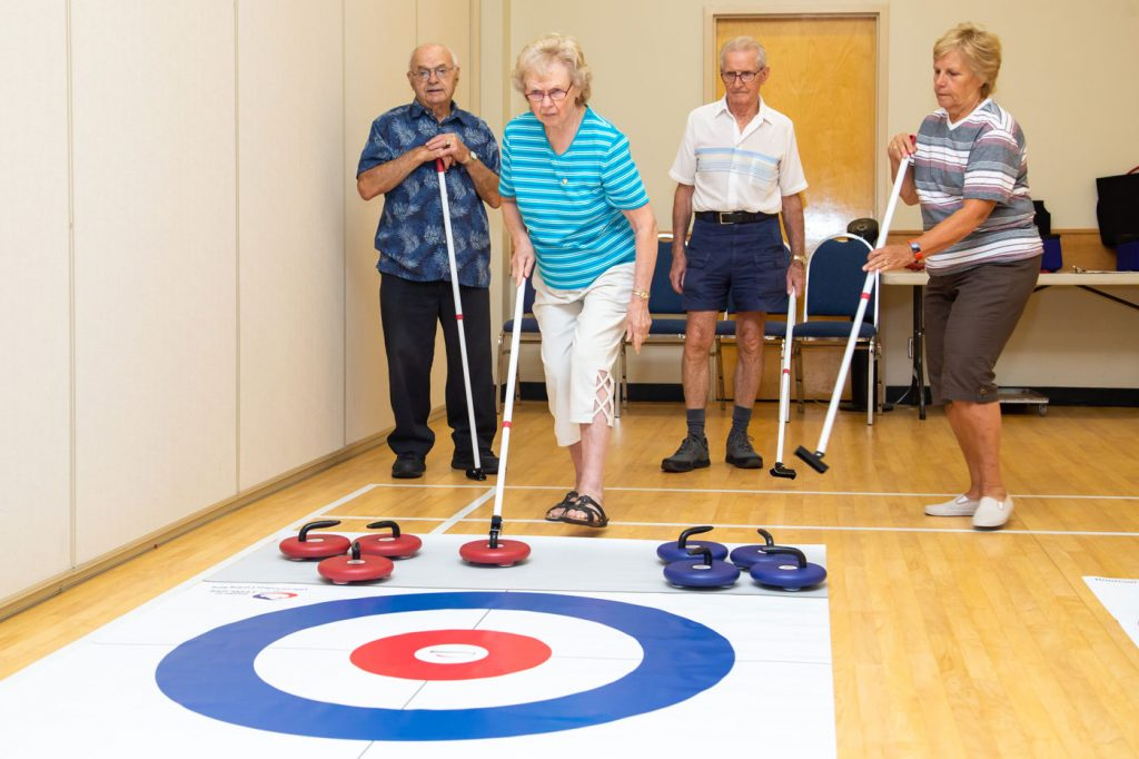 ideas for senior center activities