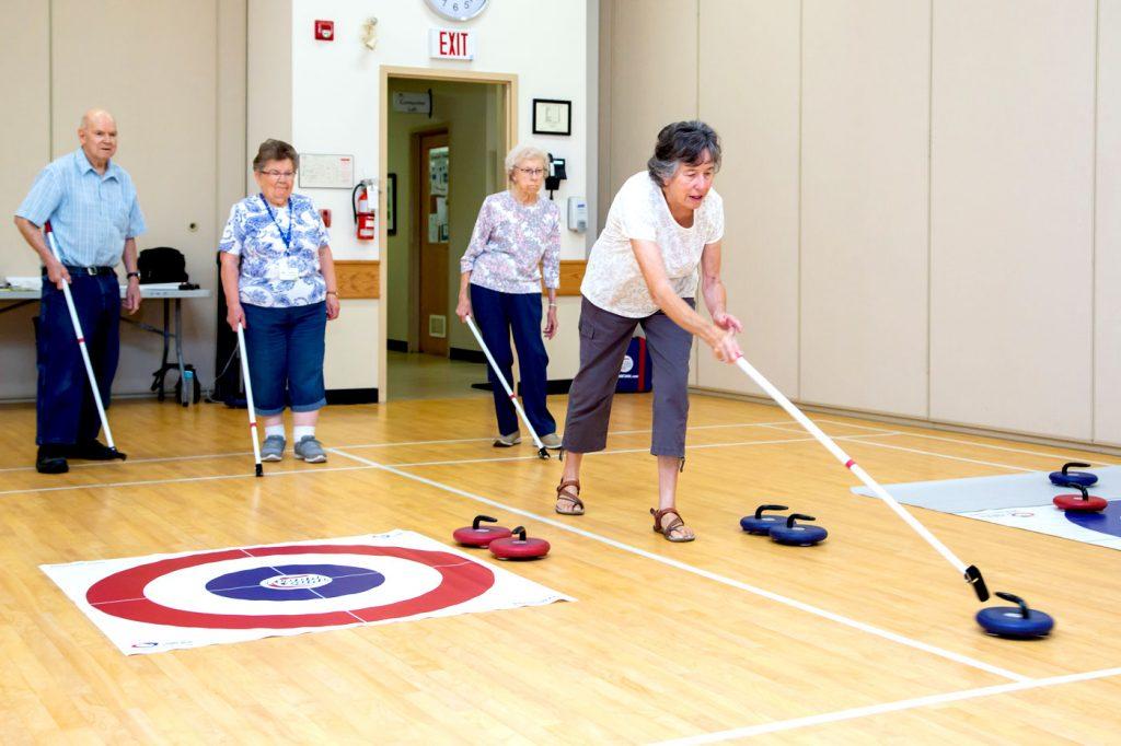 senior center activities ideas