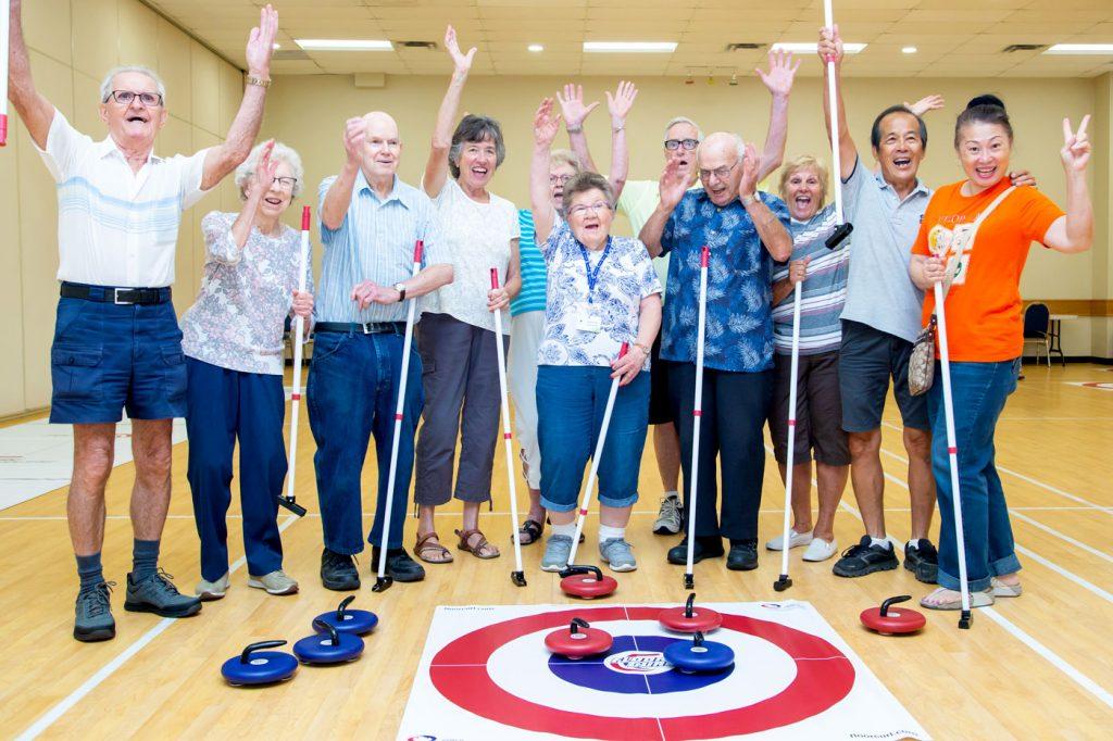 fun activities for senior centers